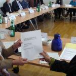 Ministerin Barbara Steffens gemeinsam mit Frau Zimmermann-Schwartz