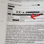 Prostitution Datenspeicherung Polizei