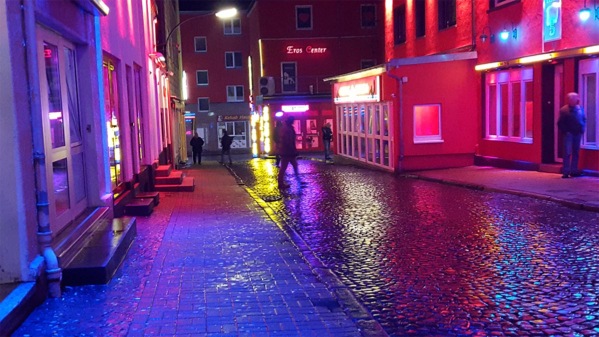 Umfrage Prostitution Deutschland