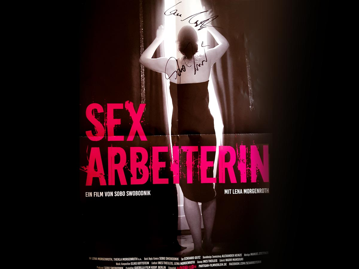 SEXarbeiterin Film Lena Morgenroth
