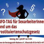 Info-Tag rund um das Prostituiertenschutzsgesetz